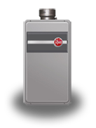 Learn more about dependable Rheem Commercial Tankless Water Heaters